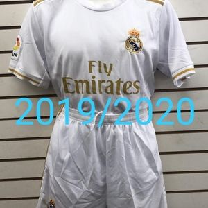 Adult Soccer uniforms Real Madrid